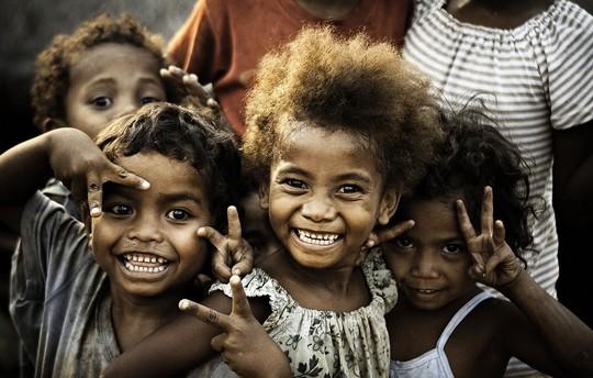 счастливые дети, фотография