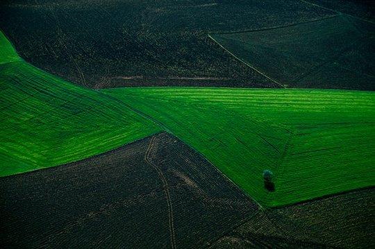 54 страны с высоты птичьего полета от Яна Артюс-Бертрана (Yann Arthus-Bertrand)