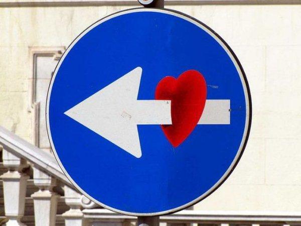 Дорожные знаки от Клета Абрахама