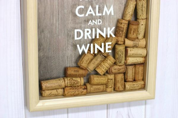 Копилка для винных пробок (3)