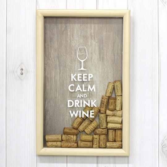 Копилка для винных пробок (7)
