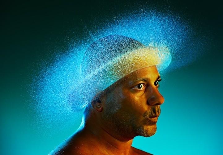 Водный креатив Тима Тэддера