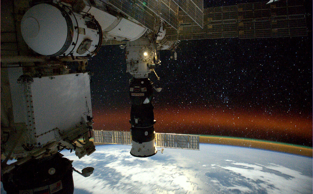 Земля в объективе Андре Кейперсома