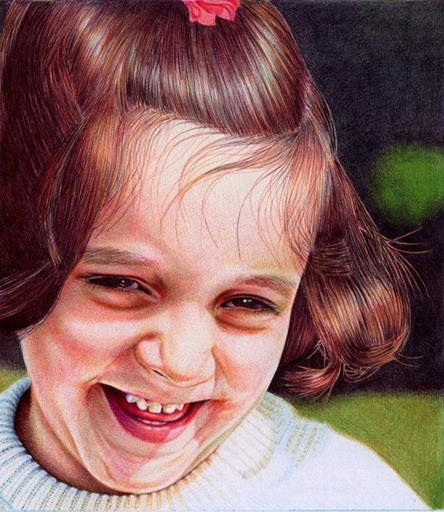 Реалистичные рисунки Сэмюэля Сильвы