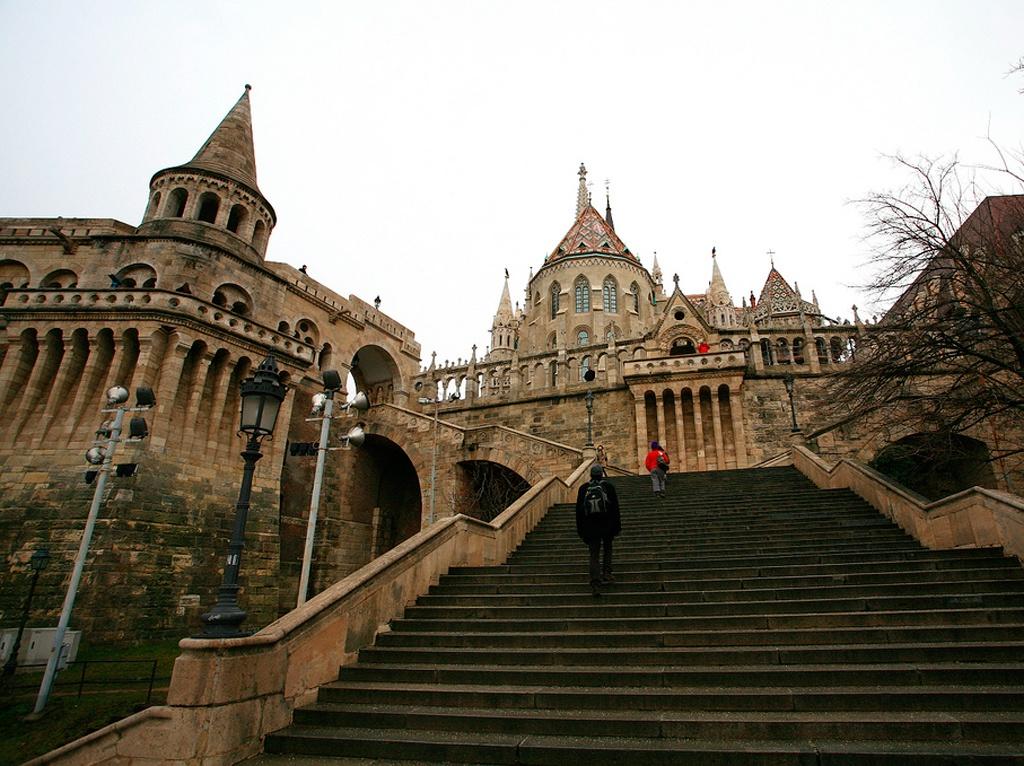 Рыбацкий бастион в Будапеште