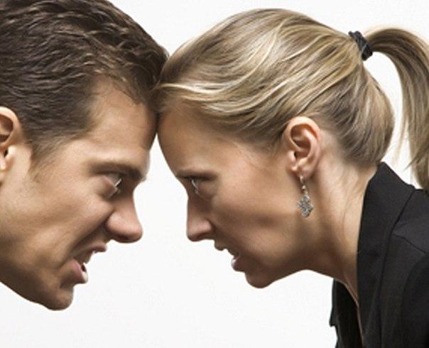 Женщины vs мужчин