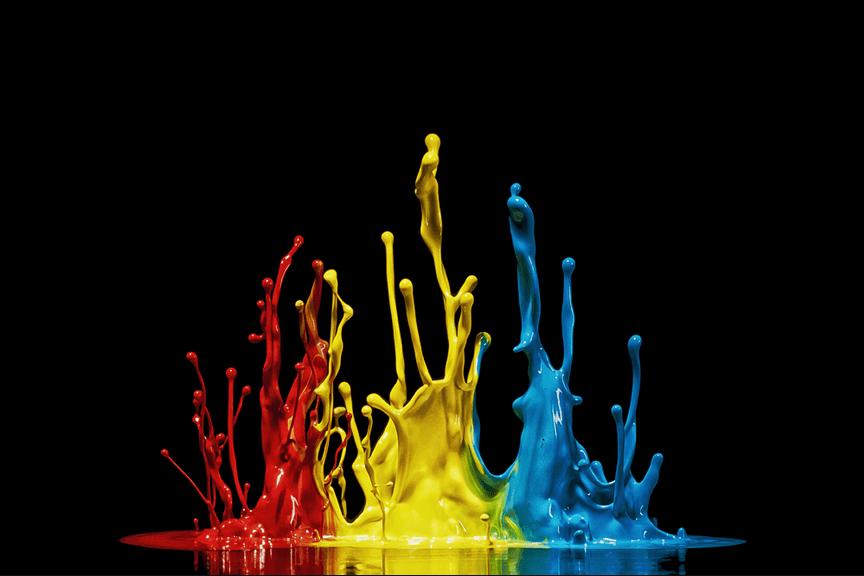 Жидкие скульптуры Маркуса Ройгельса