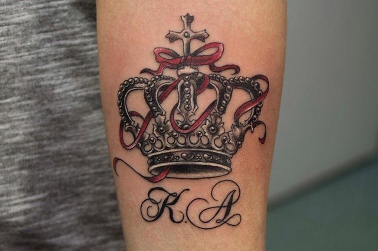 Изображение короны