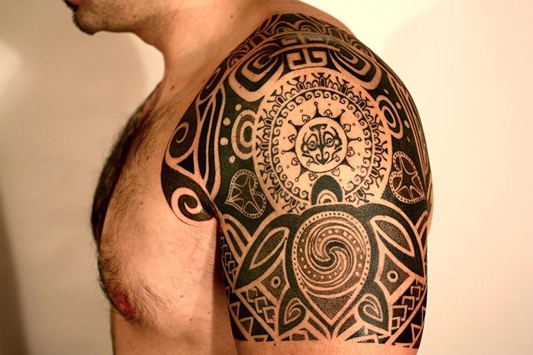Племенные маори