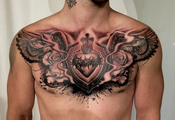 татуировки для мужчин цены в москве