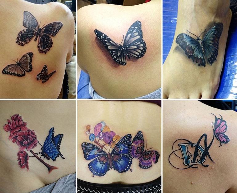 Фото татуировок