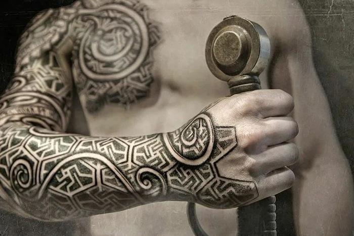 Скандинавские символы
