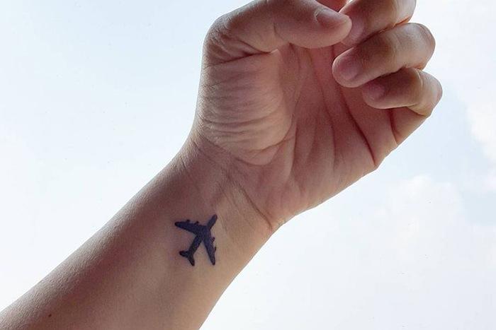 Изображение самолета