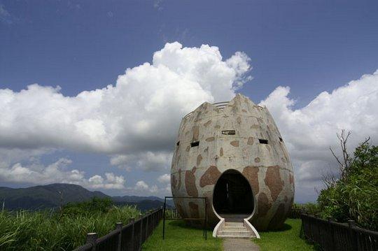 45. Дом Яйцо. Япония