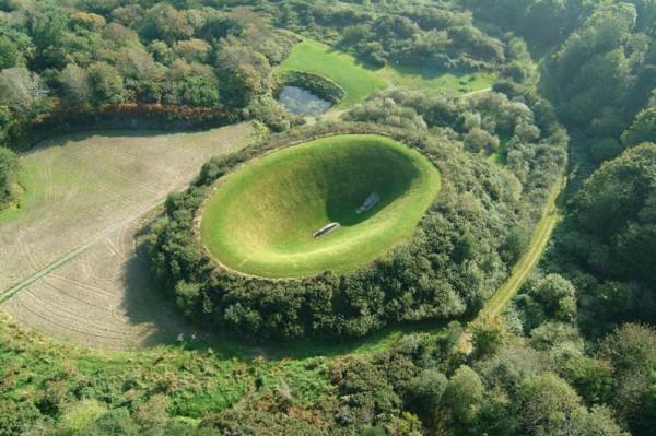 «Небесный сад в Ирландии», фото: Liss Ard Estate