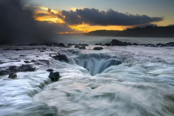 «Водоворот Кауаи на Гавайях», фото: PATRICK SMITH