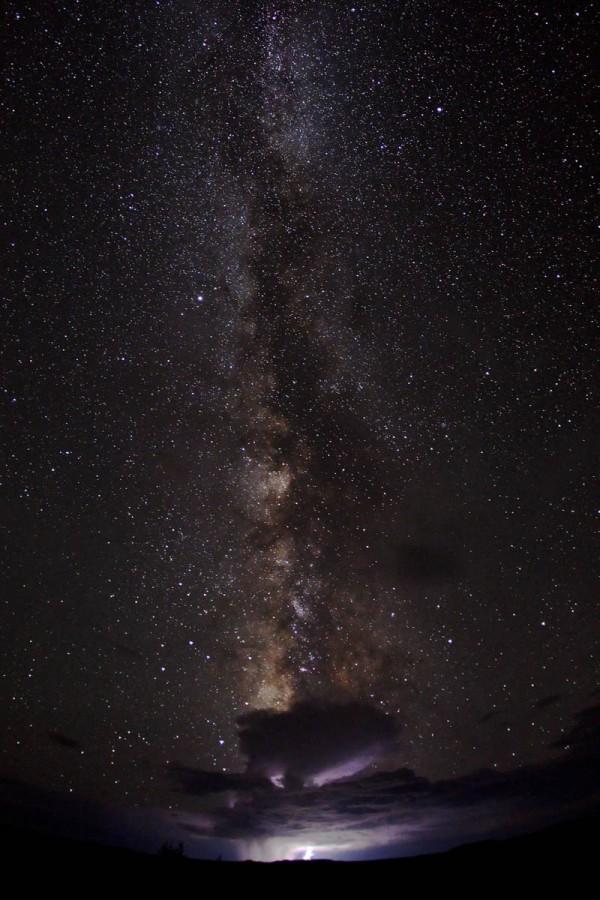 «Галактический муссон», фото: BRET WEBSTER