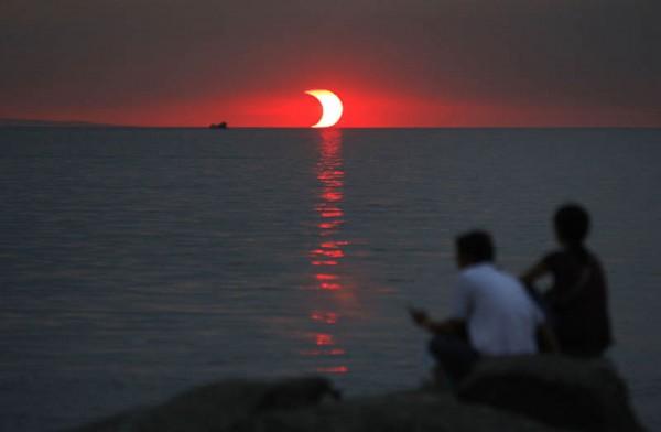 «Закат», фото: GIL NARTEA
