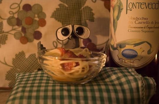 Валли и спагетти