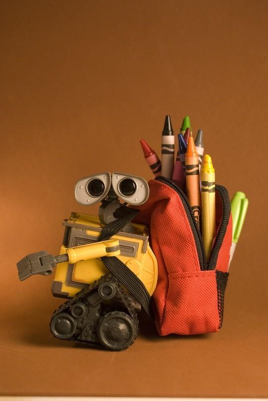 фото игрушки валл-и с рюкзаком
