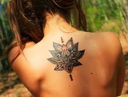 Татуировка лотос: значение, фото, эскизы для девушек и парней