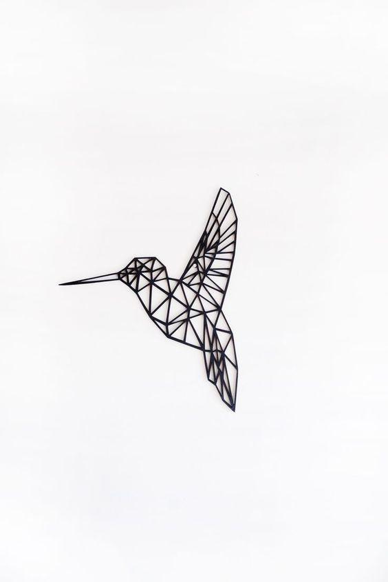 Рисунок в технике «минимализм»