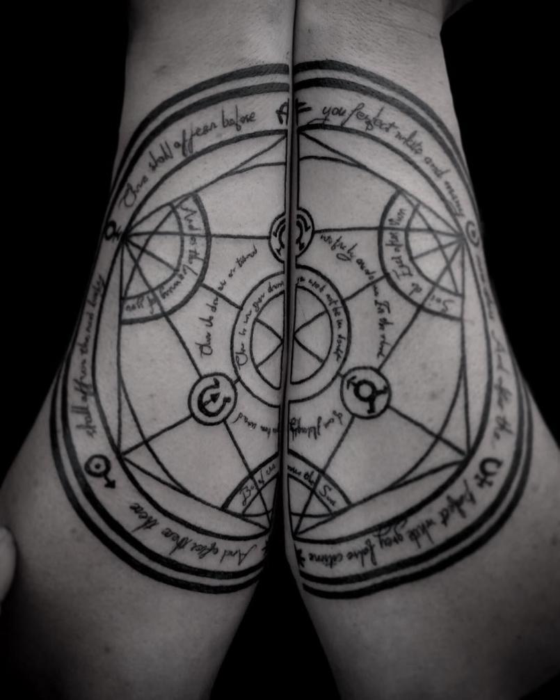 Алхимический символ