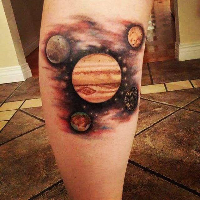 Эскиз Марса
