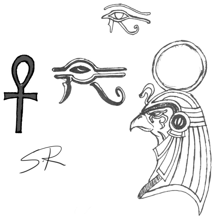 Популярные иероглифы