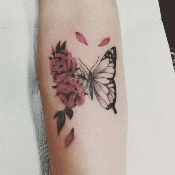 Бабочка: легкость, беззаботность и веселье