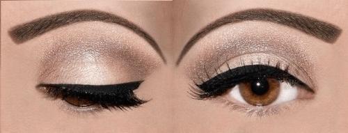Типы татуажа глаз