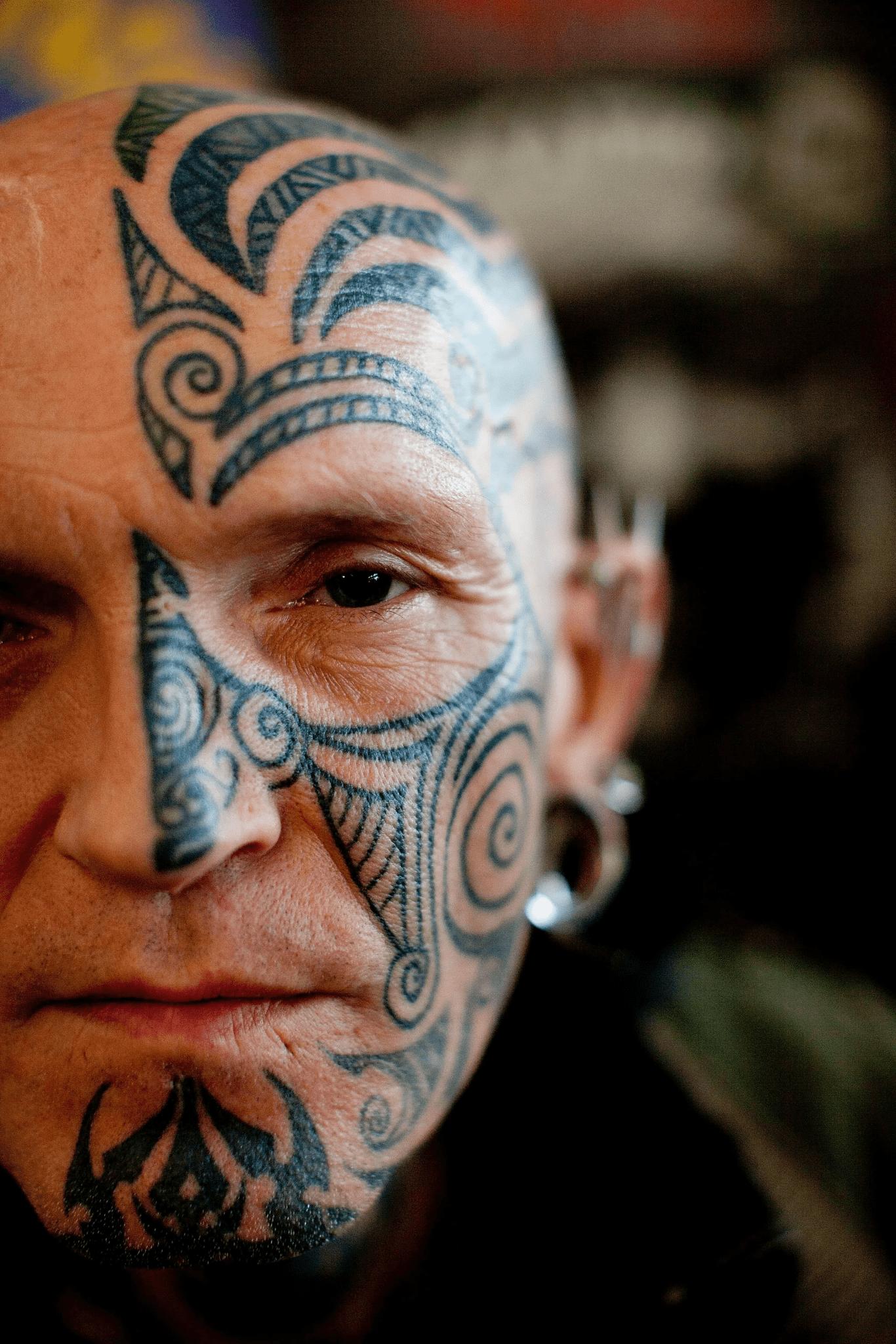 Варварская тату