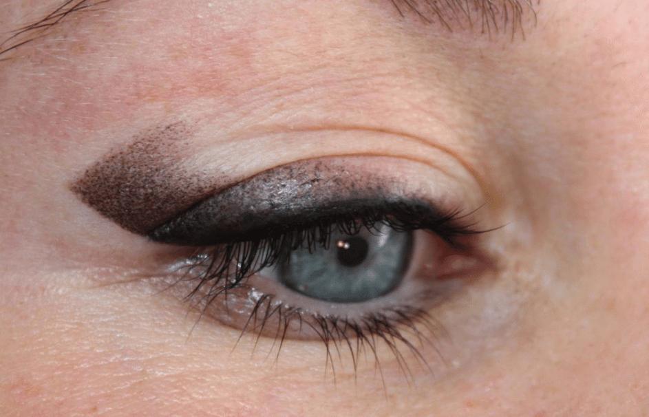 татуаж Для выпуклых глаз