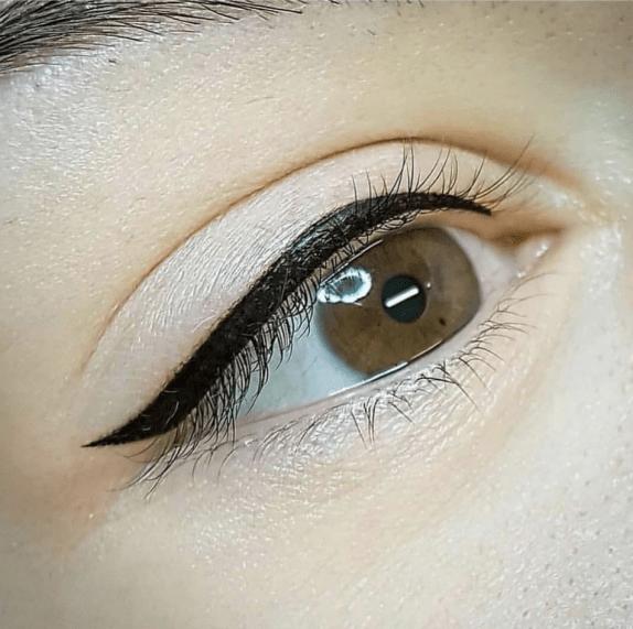 Для глубоко посаженных и узких глаз
