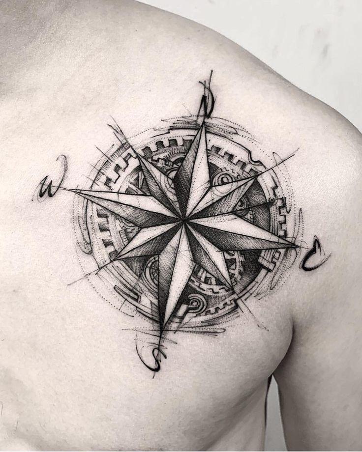 Ритуальное значение татуировки звезды