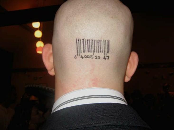 Татуировки головы